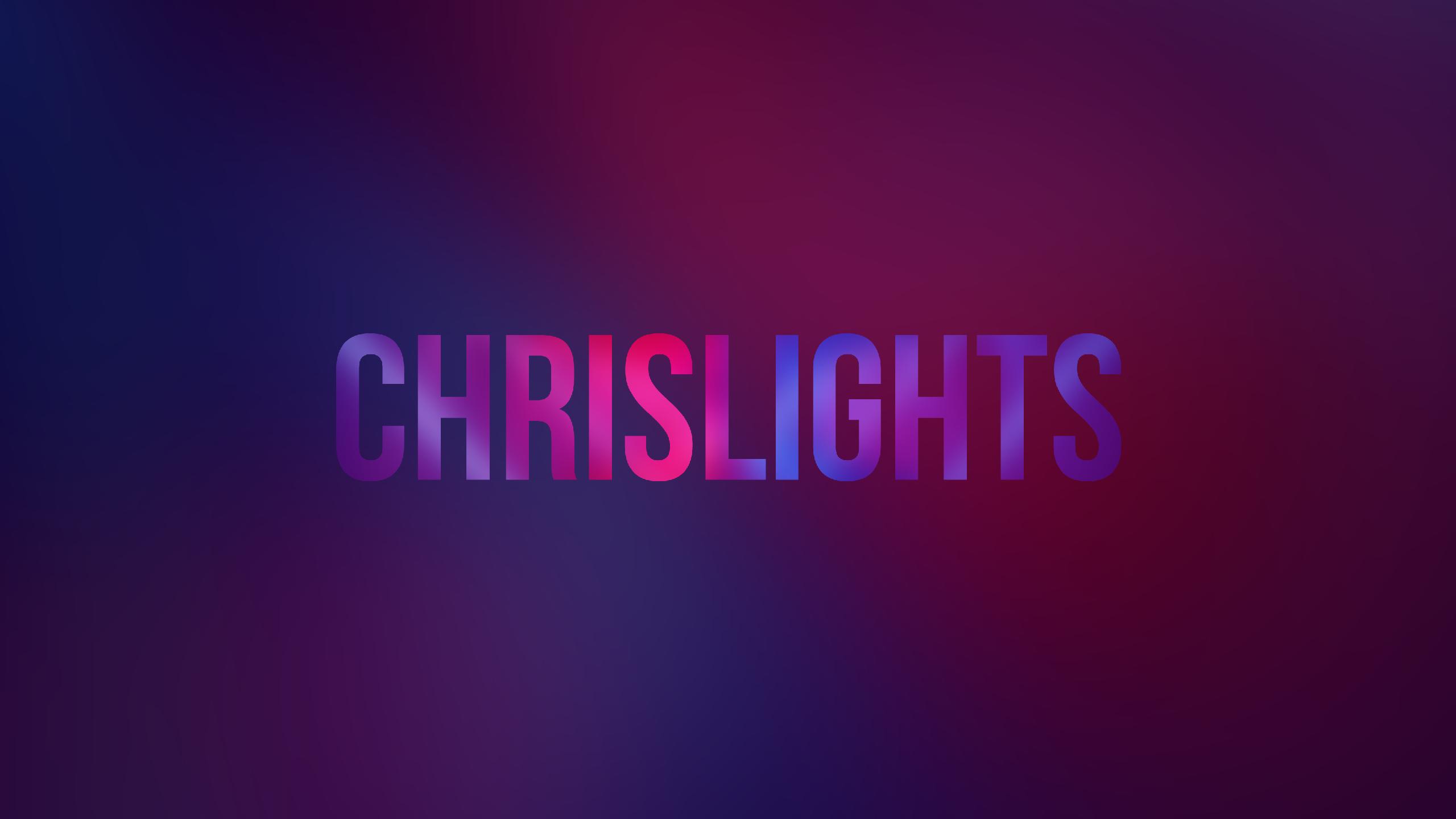 Introducing ChrisLights!