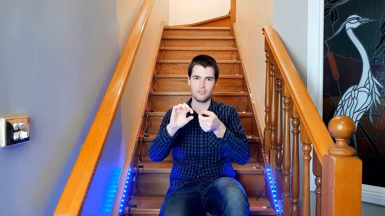 Interactive Staircase