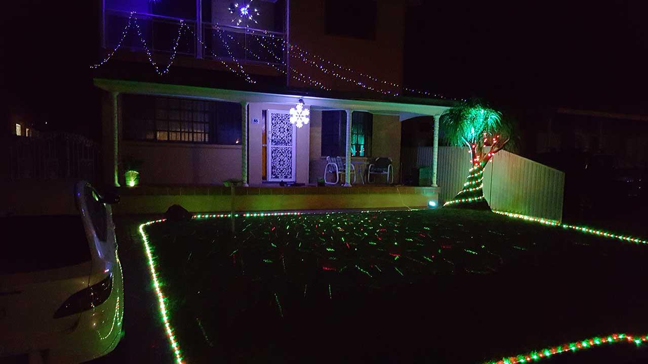Christmas Lights 2015: A First Attempt